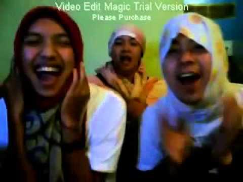 Rindu Muhammadku - Haddad Alwi ( Lip sync )