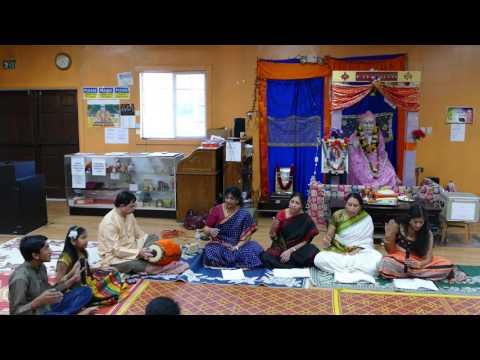 Villinai Ottha - raagam Ananda Bhairavi - taalam Adi