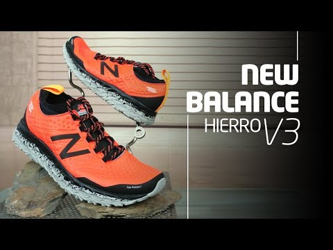 new balance hierro v3