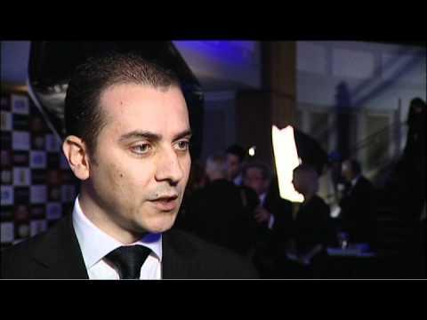 Nasser Fawzi, Director of Sales & Marketing, Kempinski Hotel Mall of the Emirates @ WTA Grand Final