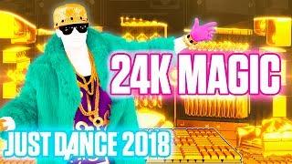Just Dance 2018: 24K Magic - Bruno Mars