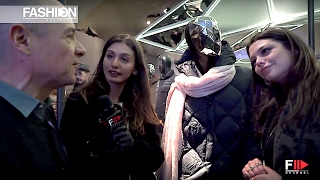 COLMAR interview PITTI IMMAGINE UOMO   Fashion Channel