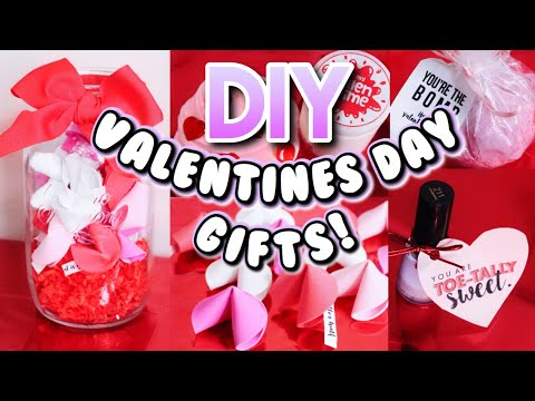 LAST MINUTE DIY VALENTINE'S DAY GIFTS 2019! | Easy and Cheap Gift ideas! Mp3