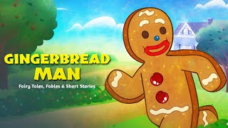 Gingerbread Man & Pinocchio - Fairy Tales For Kids