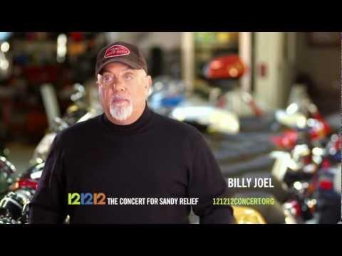 12.12.12: A Concert for Sandy Relief -- Billy Joel | EPIX