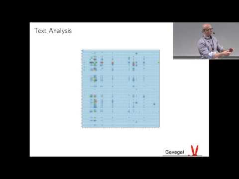 Magnus Sahlgren: Text Analytics for Big Data,