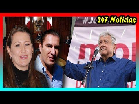 AMLO responde todas las preguntas sobre Martha Erika y Moreno Valle hoy