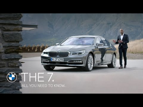 The all new BMW 7 Series. All you need to know.