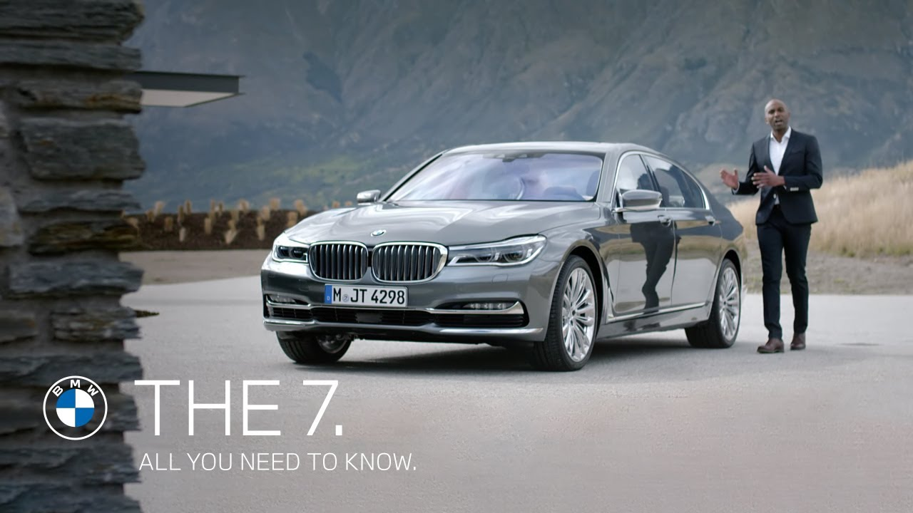 New Bmw 7 Series >> The All New Bmw 7 Series All You Need To Know Youtube