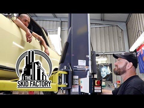 THE SKID FACTORY - Small Block Chevy NOVA [EP5]
