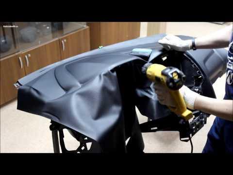 видео: Перетяжка панели ford focus 3