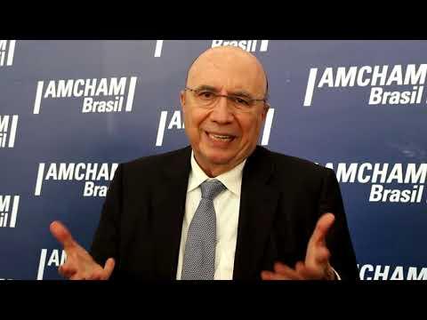Meirelles diz que 'agenda modernizante' será viável com Governo de mandato popular