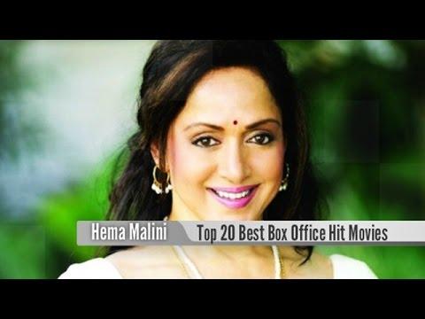 Top 20 Best Hema Malini Box Office Hit Movies List
