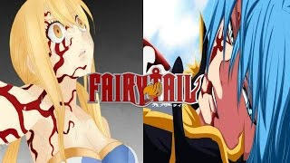 Lucy Becomes End & Jellal die in Battle |Fairy tail ch 545+