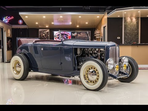 "1932 Ford Roadster ""32 Zephyr Hot Rod"" For Sale"