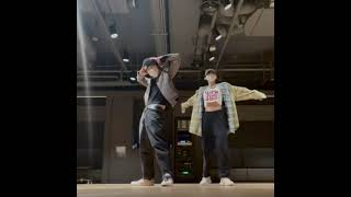 Lisa & Ten kick back - WayV dance together ?