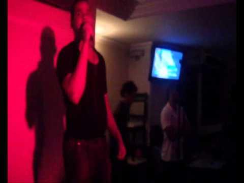 Marcelo Saz i have Nothing no Finisterre Karaoke