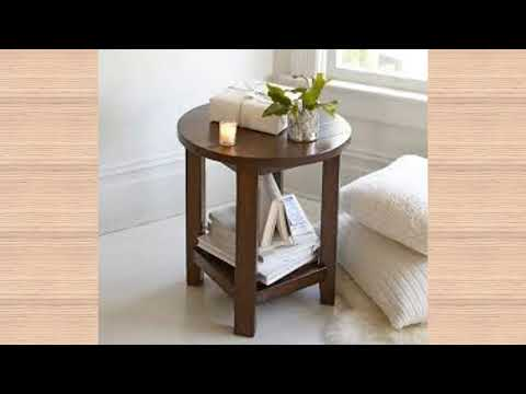 Round end tables for living room - HQdecoration