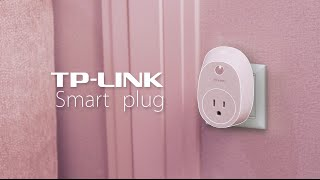 TP-Link Wi-Fi Smart Plug with Energy Monitoring Introduction Video