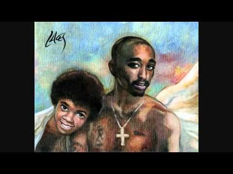 Michael Jackson ft 2Pac  Letter To My Liberian Girl