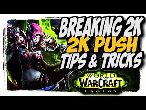 BM hunter PvP TIPS AND TRICKS!! 2K Arena Push WoW Legion 7.2