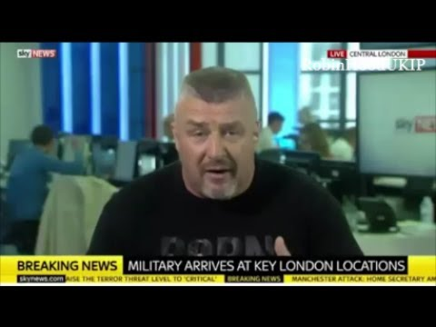 Former Special Air Service serviceman says enough is enough