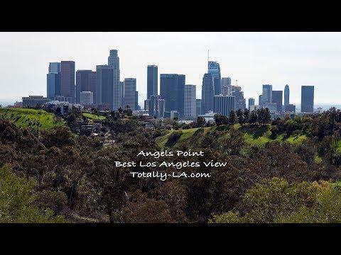 Best View of Los Angeles: Elysian Park