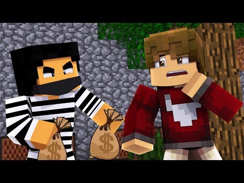 PARKSIDE ROBBERY!?! - Parkside University [EP.35] Minecraft Roleplay
