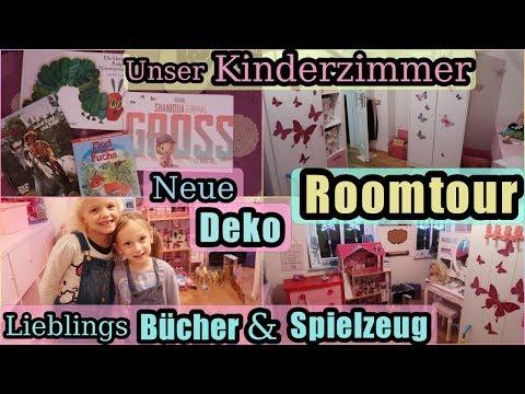 Kinderzimmer |Roomtour |Unsere Lieblings Bücher | Spielzeug | Deko HAUL|