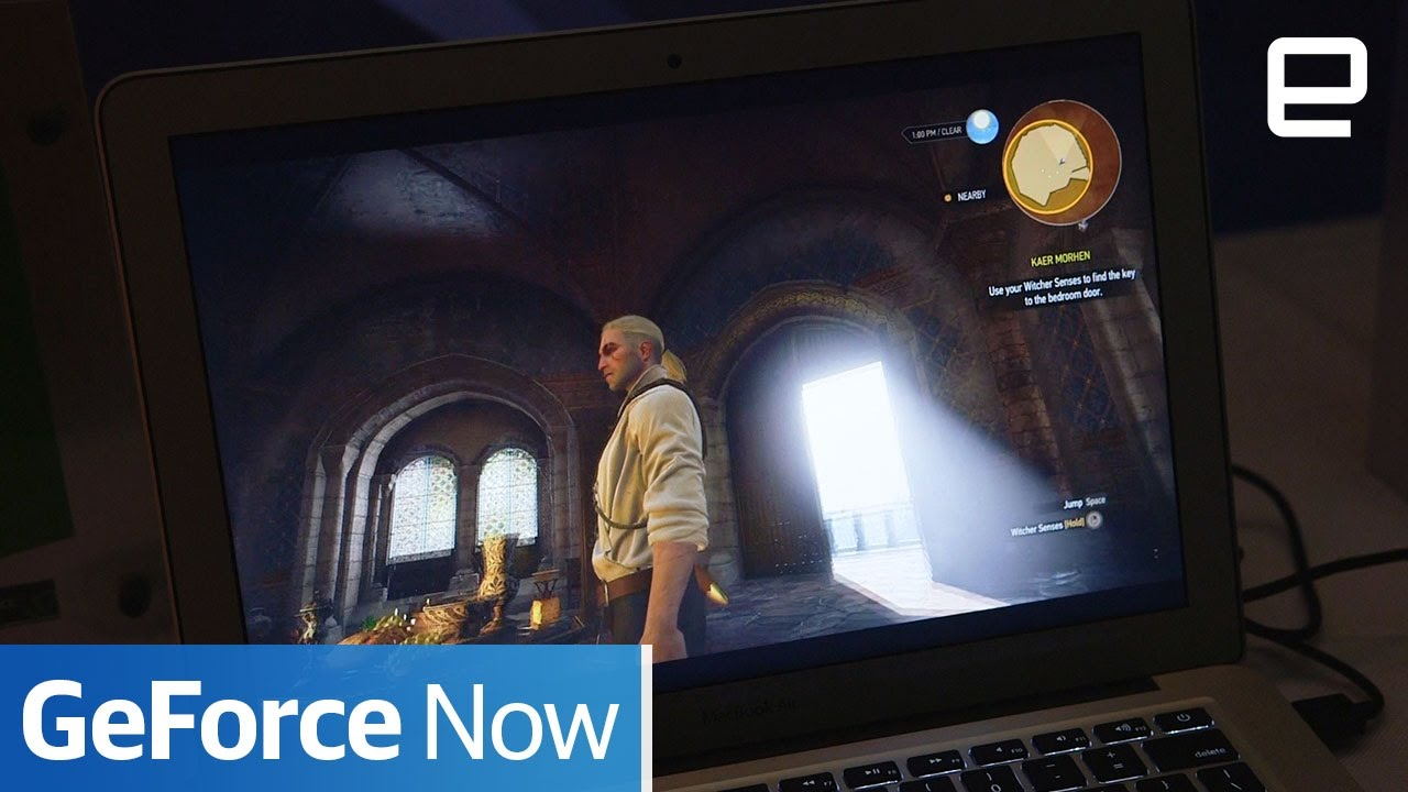 NVIDIA GeForce Now: Hands-on