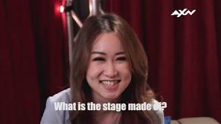 Angela July Thinks Fast!   Asia's Got Talent 2017