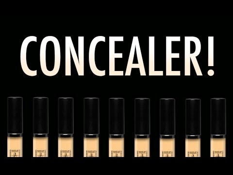 THE BEST NON CREASING CONCEALER - EVER!