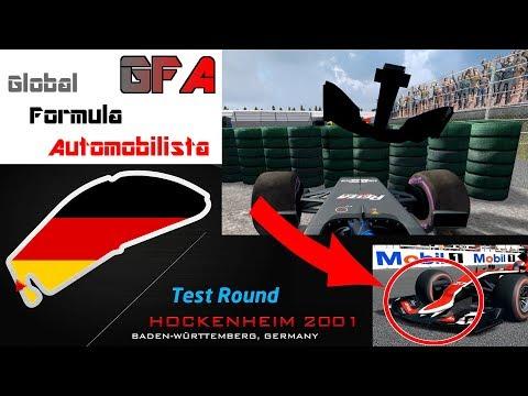 Global Formula Automobilista  - Test