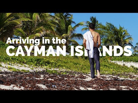 My First Few Weeks Working In The Cayman Islands
