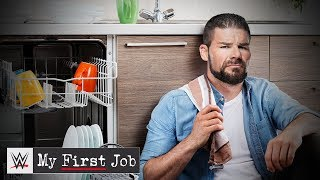 Bobby Roode's not-so-glorious first job: WWE My First Job