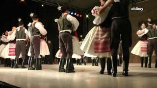 Repeat youtube video Magyar Állami Népi Együttes - Szatmári