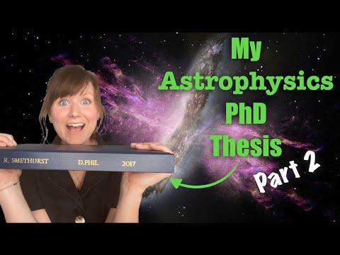 Black Holes Kill Galaxies? | My Astrophysics PhD Part 2