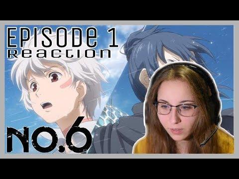 No.6 - Episode 1 Reaction