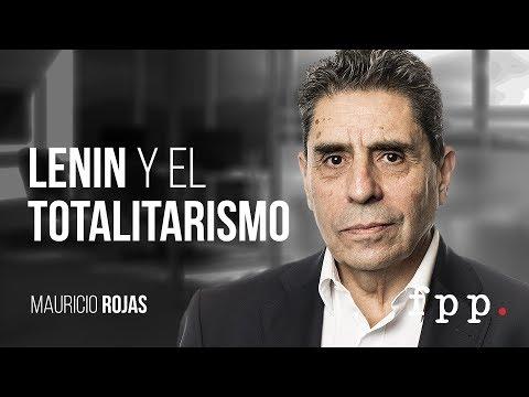 Lenin y el totalitarismo: Mauricio Rojas   Lanzamiento