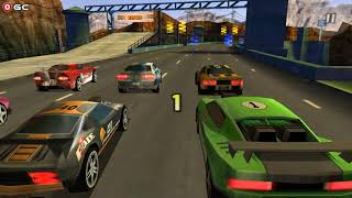 Raging Thunder 2 / Sports Speed Racer games / Android Gameplay FHD #5