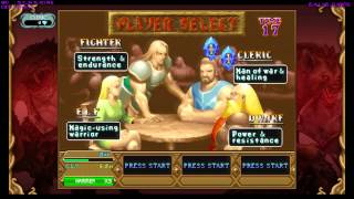 Dungeons & Dragons Chronicles of Mystara PC Gameplay HD 1440p