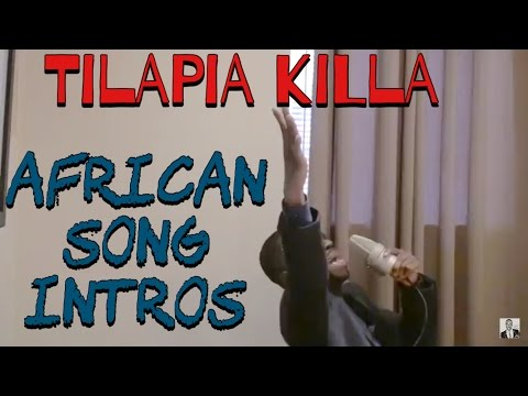 African Artists Can't Sing a Song Without Mentioning Their Names