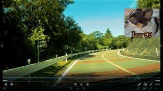 We enjoy driving on Izu Skyline Highway. It'a a winding road comman...