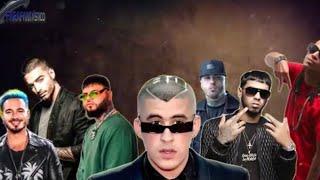 Top 30 Artistas de Reggaeton con más Reproducciones en Youtube - Actualizado Septiembre 2020