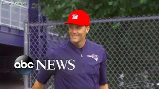 Tom Brady speaks out on aging after turning the big 4-0