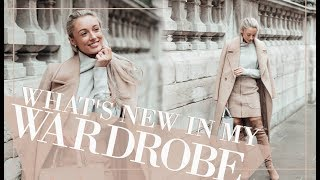 WHATS NEW IN MY WARDROBE // Reiss, River Island, Ted Baker and More // Fashion Mumblr