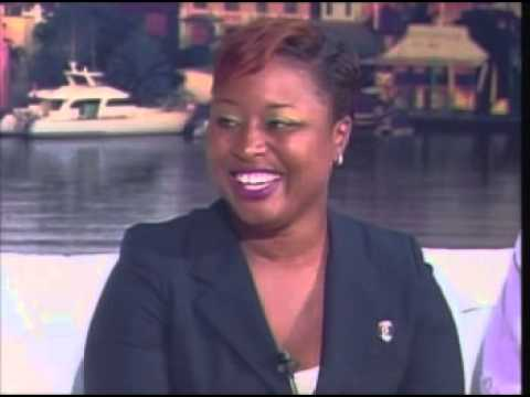 GMAB Interview Shantia Edwards  Marketing & Public Relations, Antigua Commercial Bank