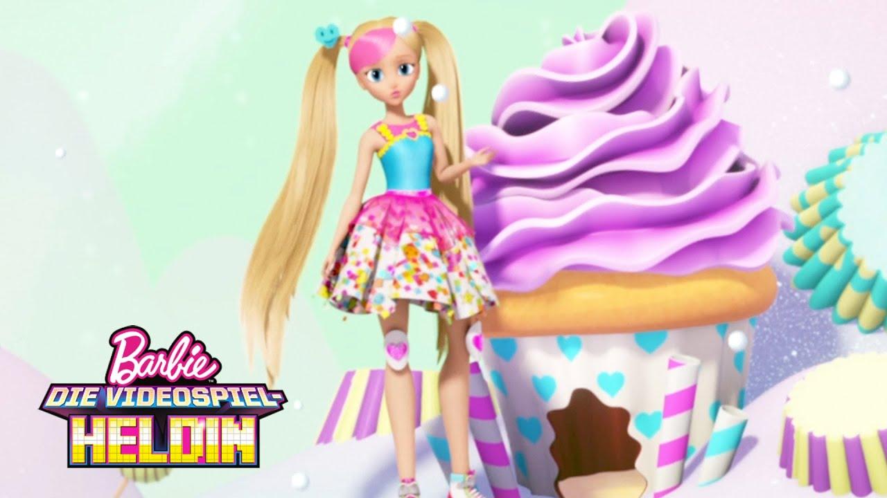 Missgeschicke und outtakes barbie die videospiel heldin barbie youtube - Jeux de coloriage barbie ...