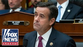 Rep. Ratcliffe on possibly representing Trump in Senate impeachment trial
