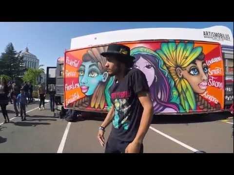 You Got Served: Eastlake Music Festival Oakland Popping Dance x LELAND